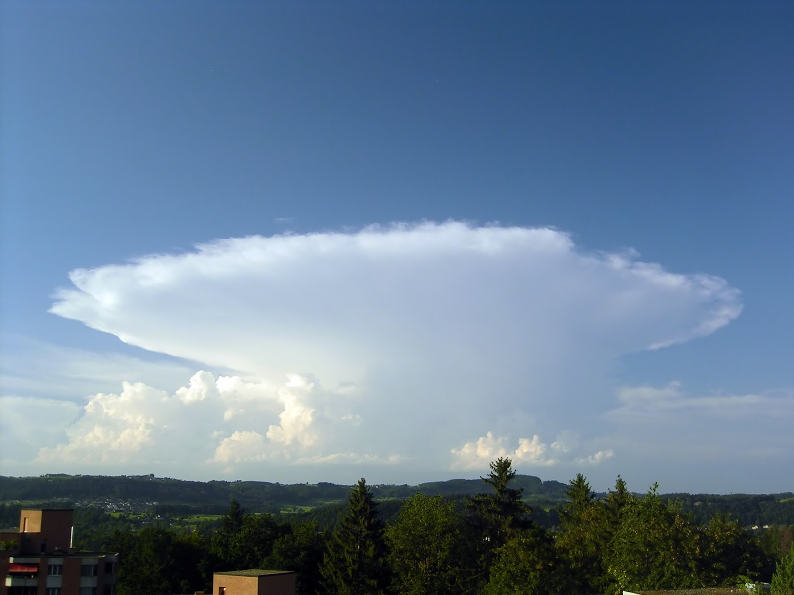Convective Clouds - WeatherTogether